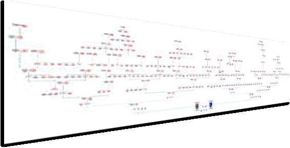 Family tree pedigree wall charts